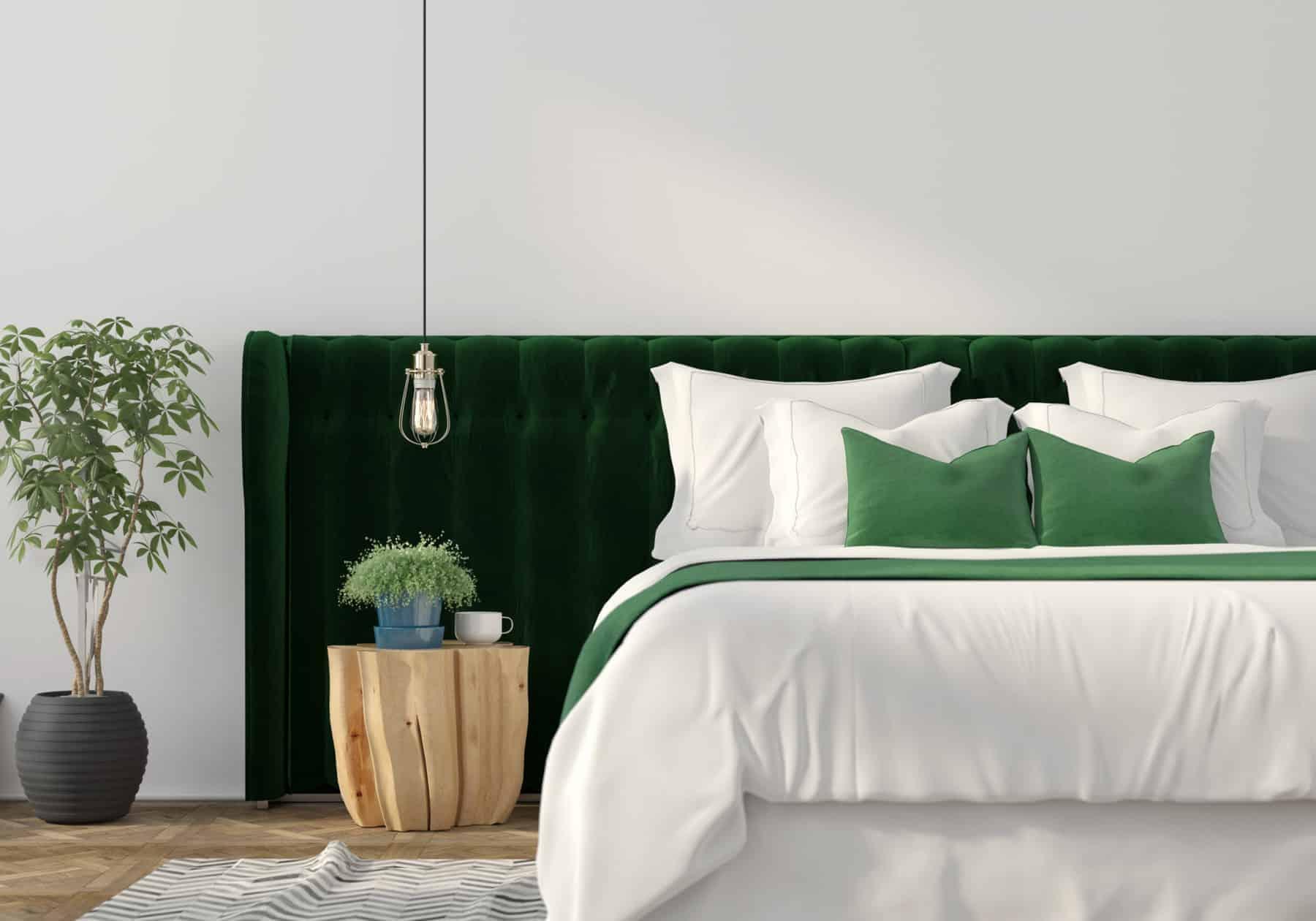 Organic Sheets and Non-Toxic Bedding - Green at Home